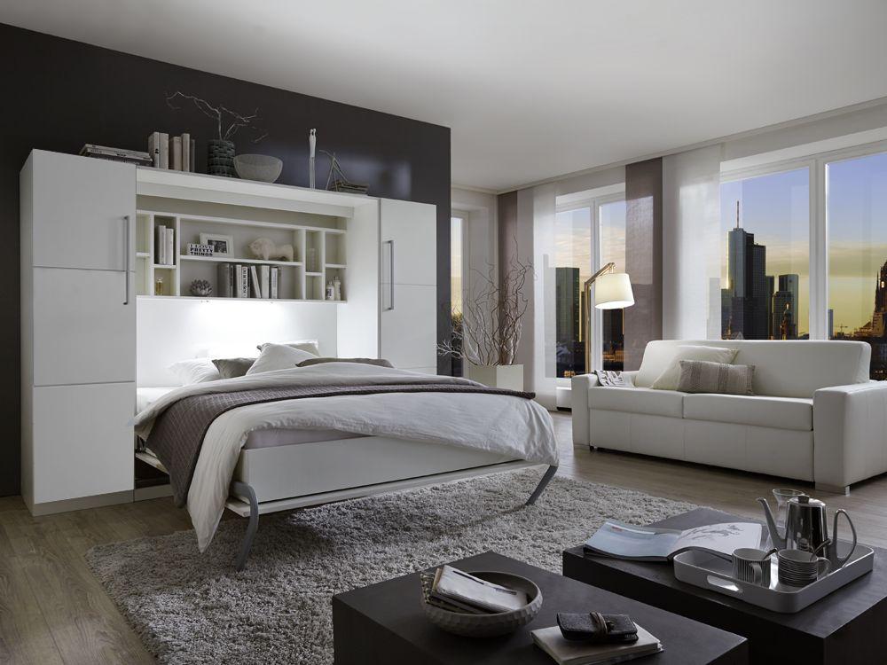 nehl milano schrankbett wei sonoma eiche m bel letz ihr online shop. Black Bedroom Furniture Sets. Home Design Ideas