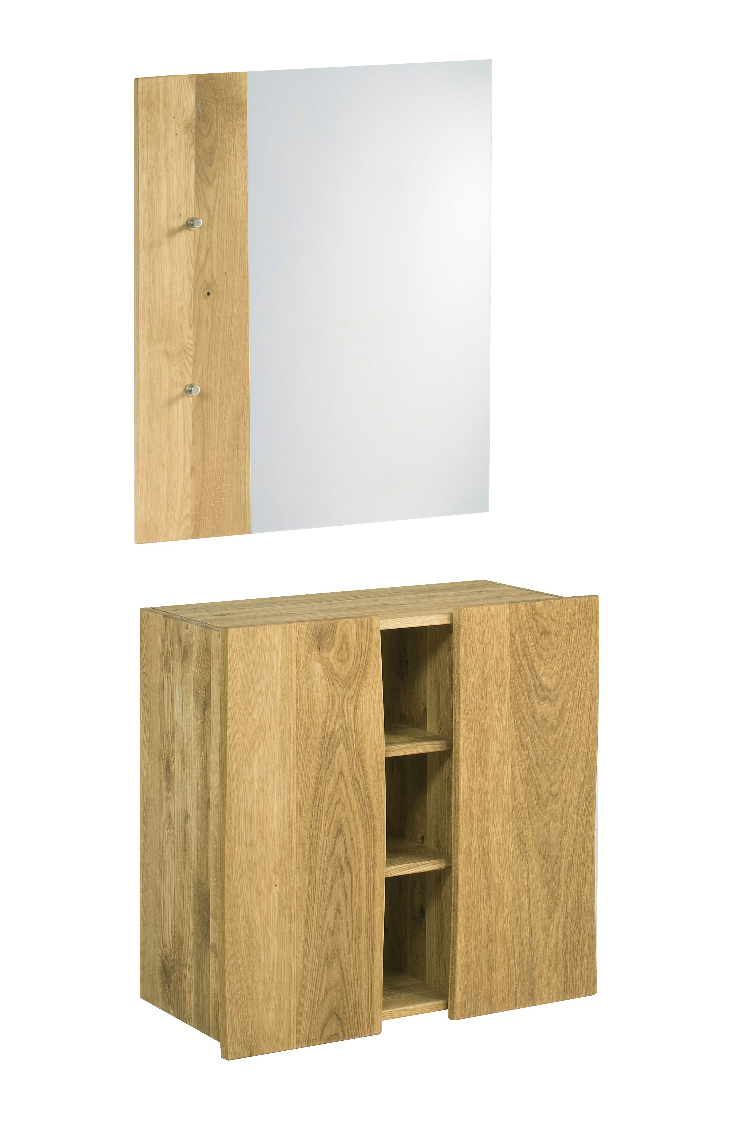 garderobe woodline aus eiche skalik meble m bel letz ihr online shop. Black Bedroom Furniture Sets. Home Design Ideas