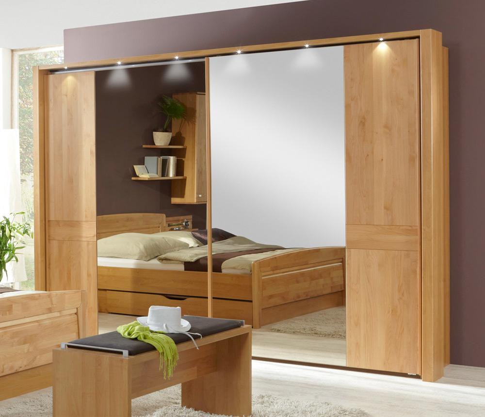 wiemann lausanne schlafzimmer teilmassiv m bel letz ihr online shop. Black Bedroom Furniture Sets. Home Design Ideas