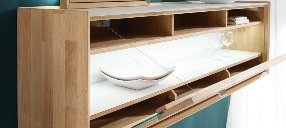 decker wohnwand montare 11506 wildeiche m bel letz ihr online shop. Black Bedroom Furniture Sets. Home Design Ideas
