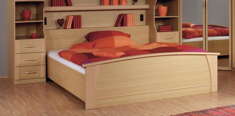 rauch milos schlafzimmer buche natur | möbel letz - ihr online-shop