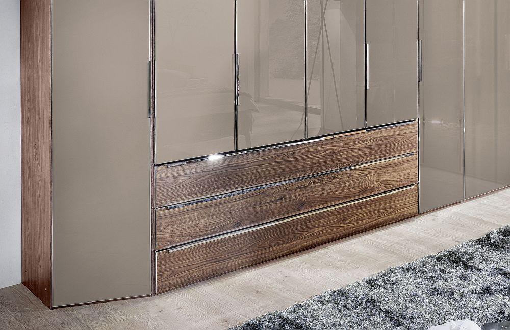 nolte horizont 10500 eck schrank samtbraun m bel letz ihr online shop. Black Bedroom Furniture Sets. Home Design Ideas
