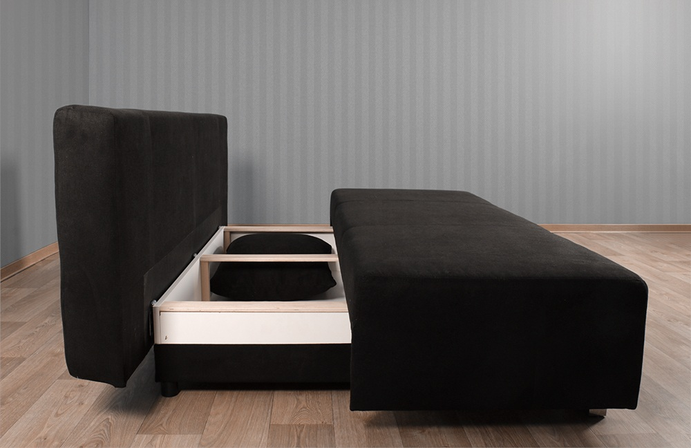 select style dortmund schlafsofa schwarz m bel letz ihr online shop. Black Bedroom Furniture Sets. Home Design Ideas