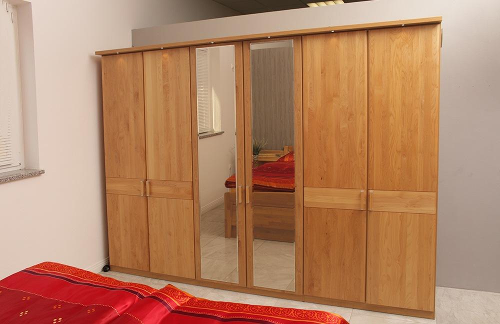 Schlafzimmer Davos Erle Teilmassiv ~ Wohndesign und Einrichtungs ideen