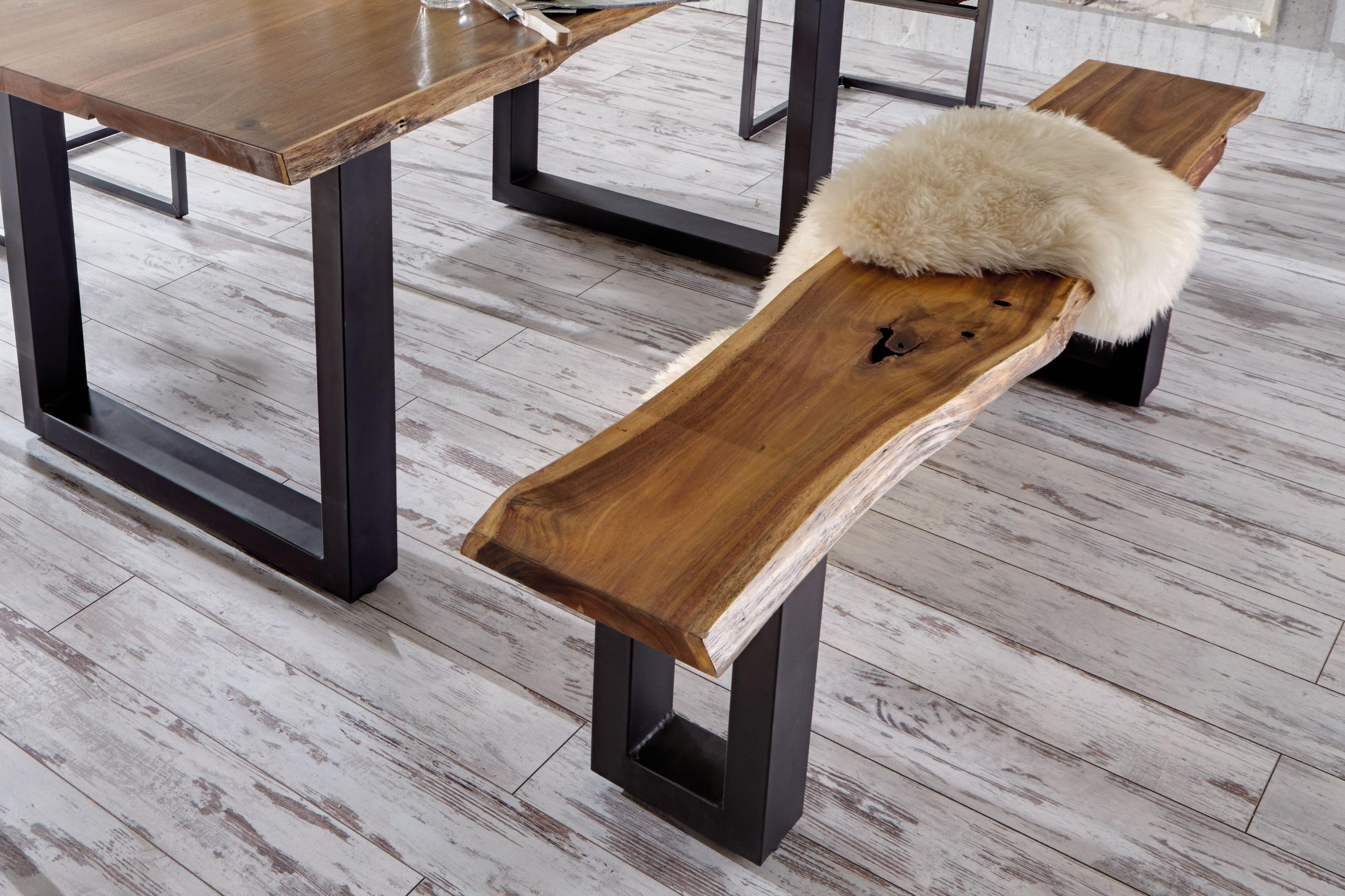 Esstisch Queens Tisch Esszimmer Akazie Massiv ~ Esstisch Queens Akazie von massivdirekt  Möbel Letz  Ihr OnlineShop