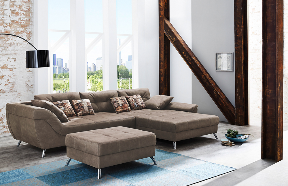 san francisco von jockenh fer ecksofa braun m bel letz. Black Bedroom Furniture Sets. Home Design Ideas