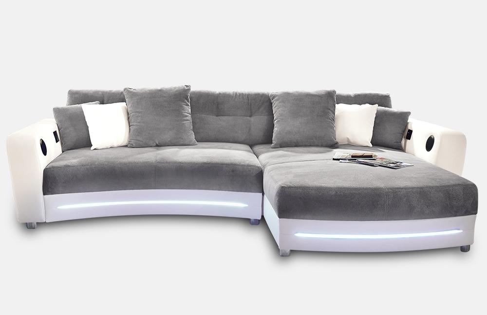 ecksofa laredo von jockenh fer in grau wei m bel letz ihr. Black Bedroom Furniture Sets. Home Design Ideas