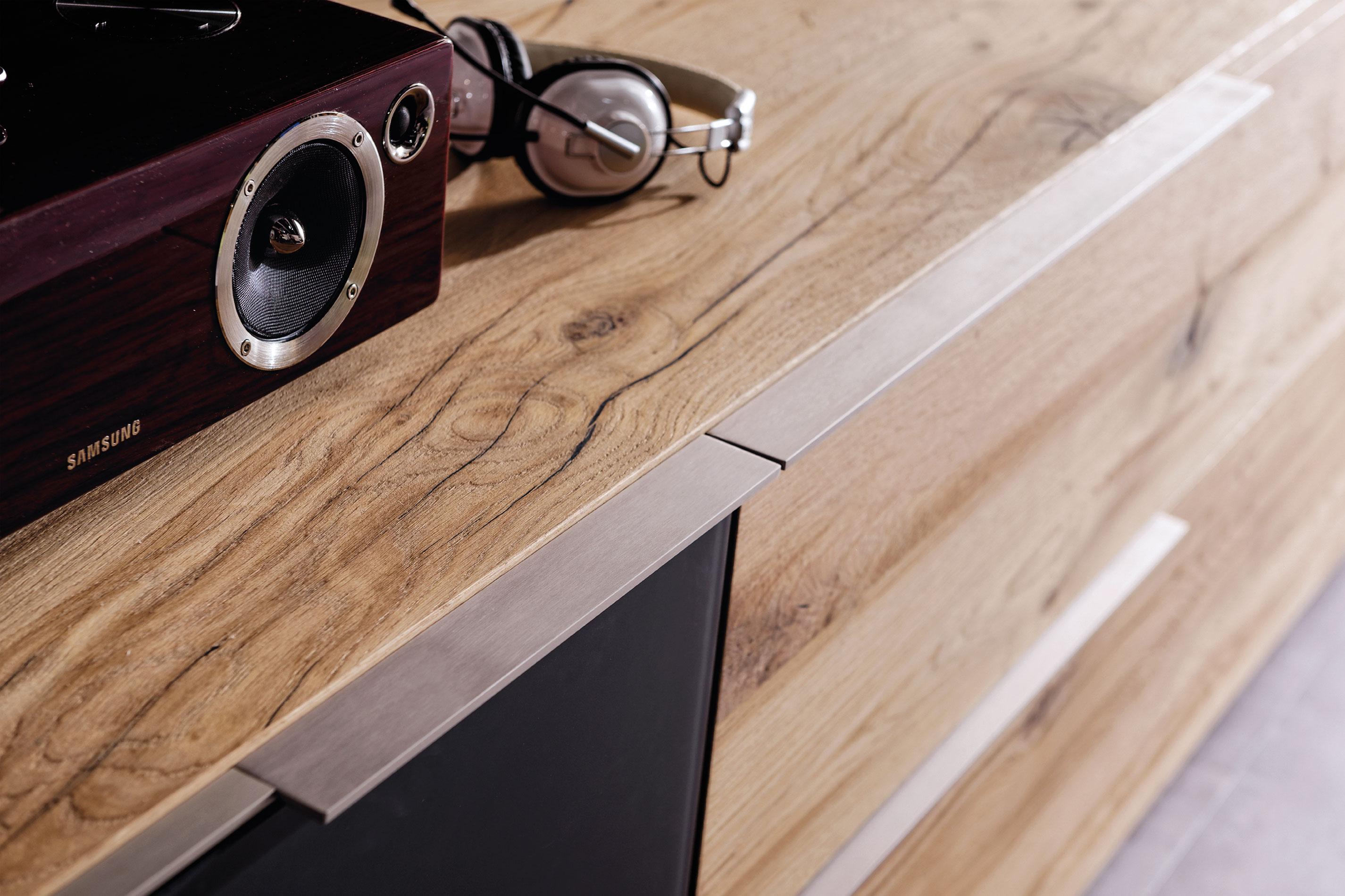 voglauer wohnwand v alpin 336 eiche anthrazit m bel. Black Bedroom Furniture Sets. Home Design Ideas