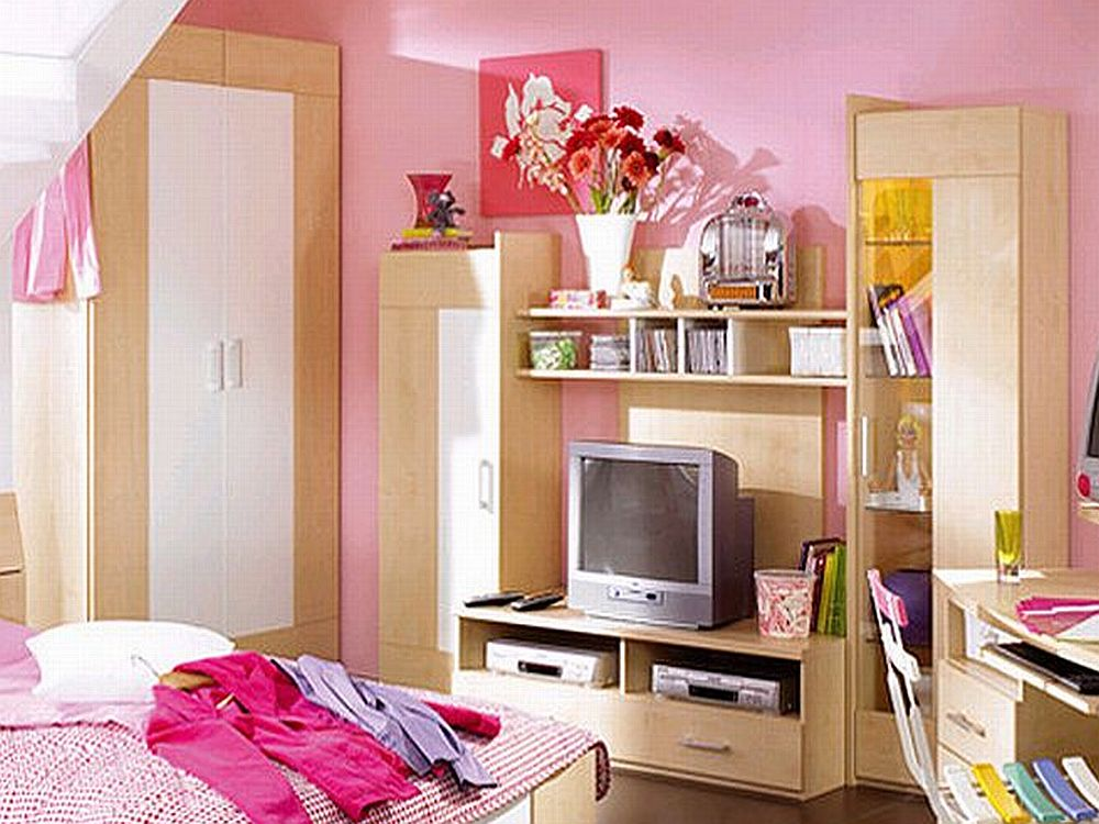 jugendzimmer von r hr bush vegas in ahorn wei m bel letz ihr online shop. Black Bedroom Furniture Sets. Home Design Ideas