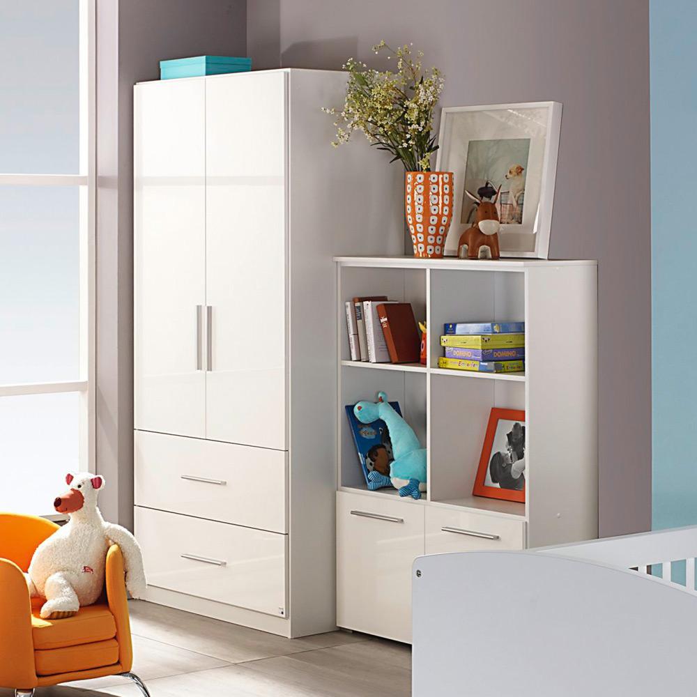 rauch manja babyzimmer set hochglanz m bel letz ihr. Black Bedroom Furniture Sets. Home Design Ideas