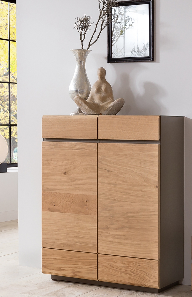 garderobe wildeiche granit von bienenm hle m bel letz ihr online shop. Black Bedroom Furniture Sets. Home Design Ideas
