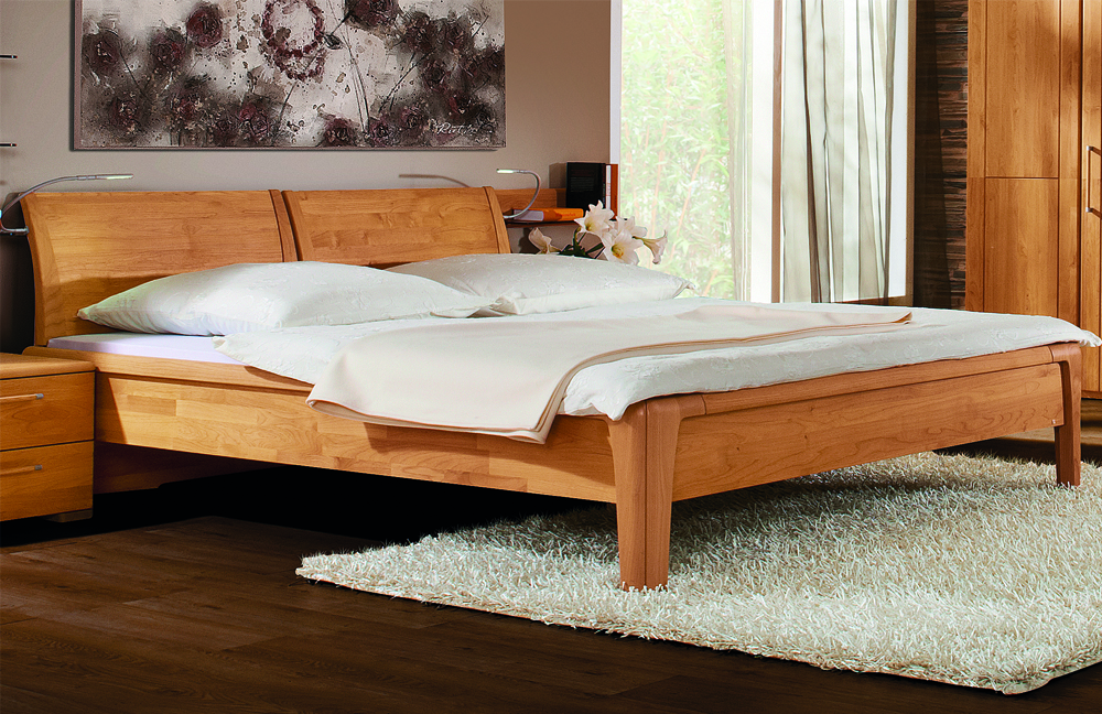 schlafzimmer erle massiv gebraucht innenr ume und m bel. Black Bedroom Furniture Sets. Home Design Ideas