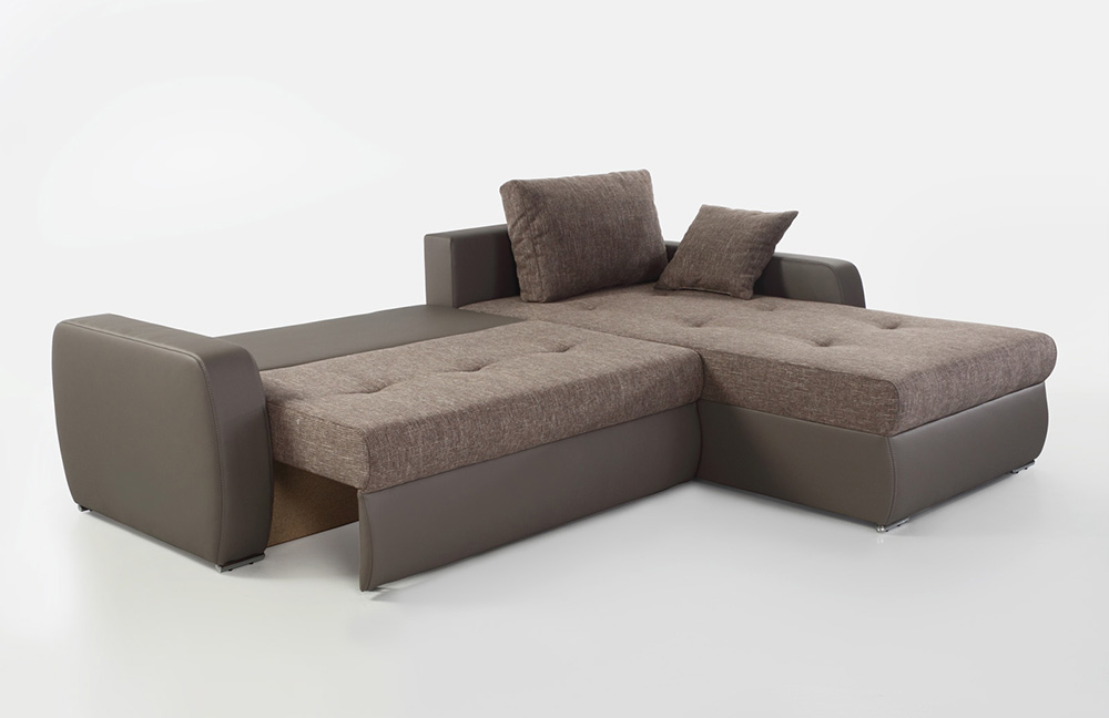 jockenh fer sofa rocca in grau braun m bel letz ihr online shop. Black Bedroom Furniture Sets. Home Design Ideas