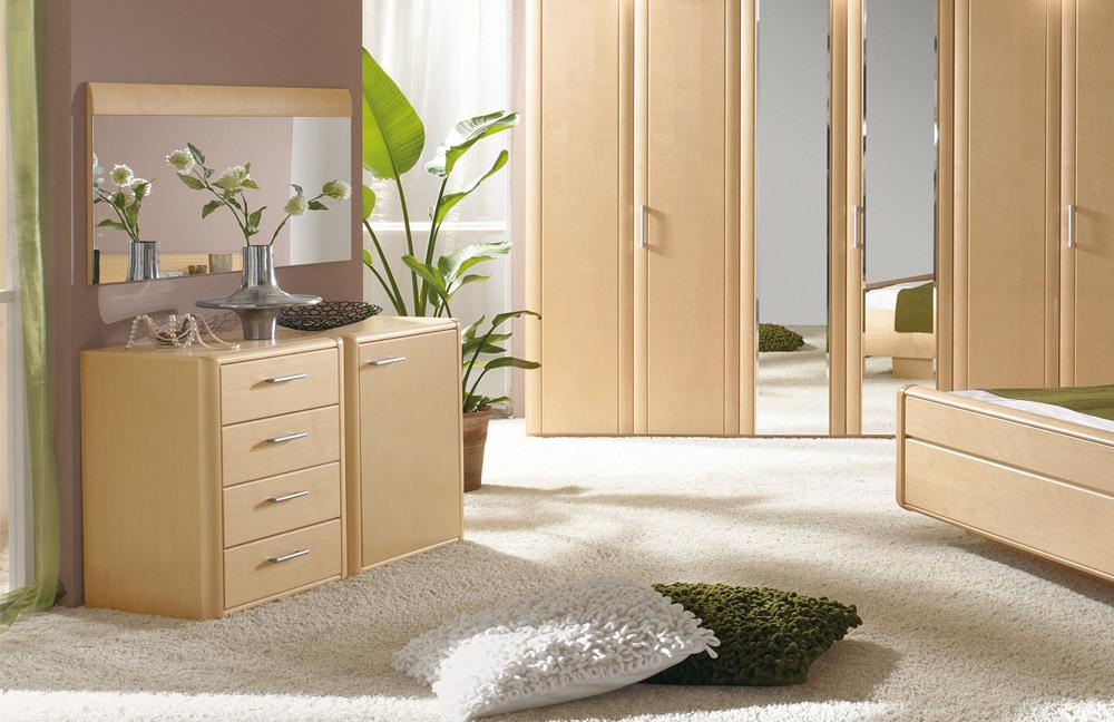 disselkamp cesano schlafzimmer birke furnier m bel letz ihr online shop. Black Bedroom Furniture Sets. Home Design Ideas