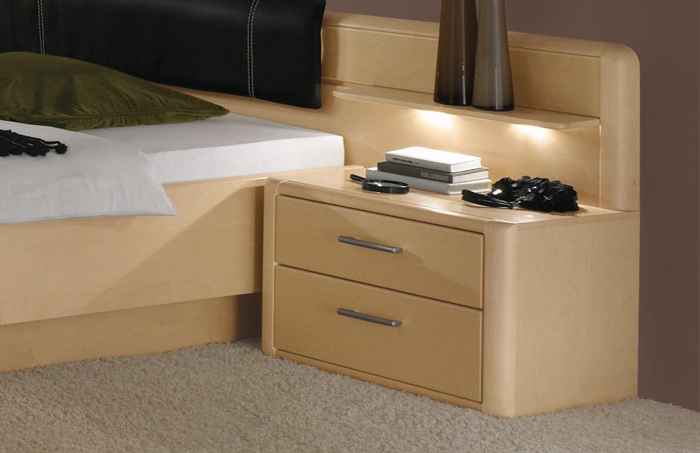 disselkamp cesano schlafzimmer birke hell m bel letz ihr online shop. Black Bedroom Furniture Sets. Home Design Ideas