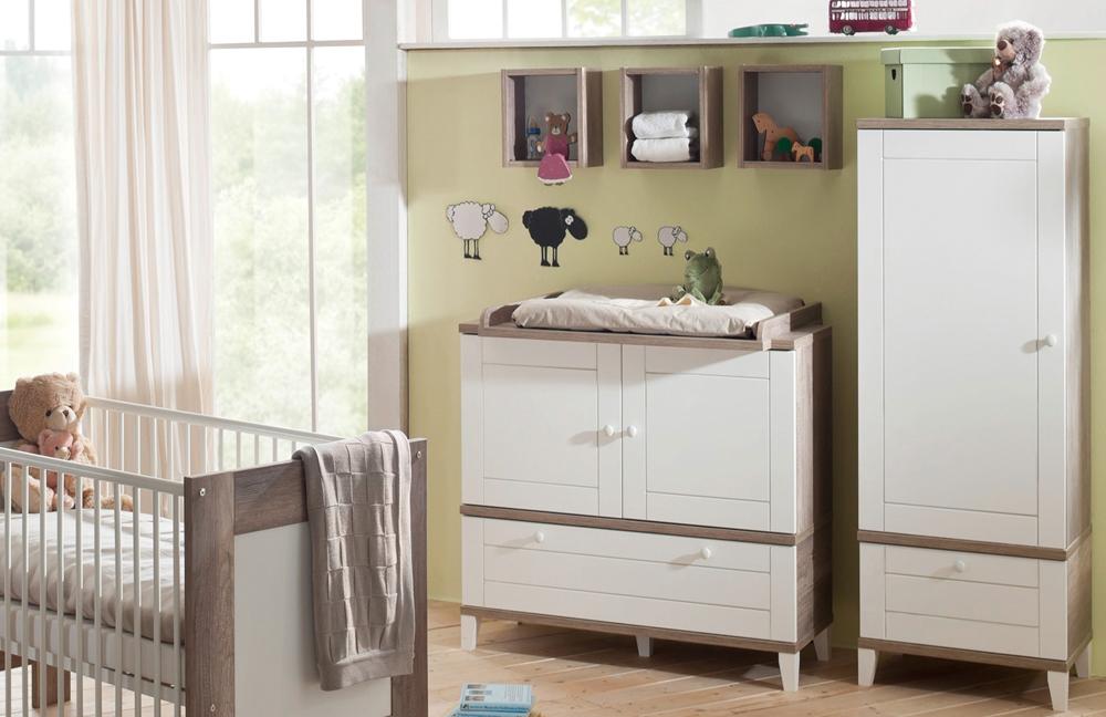 M usbacher bella babyzimmer wei m bel letz ihr online shop - Babyzimmer bella ...