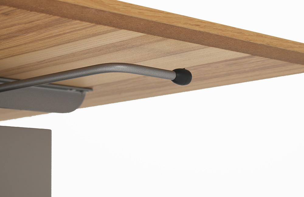 Couchtisch CTV110F Balkeneiche von Gwinner Wohndesign