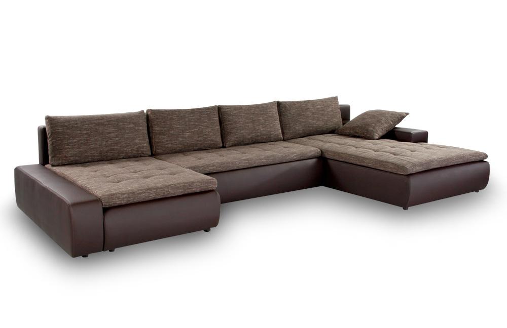 jockenh fer polstergarnitur panama braun m bel letz. Black Bedroom Furniture Sets. Home Design Ideas