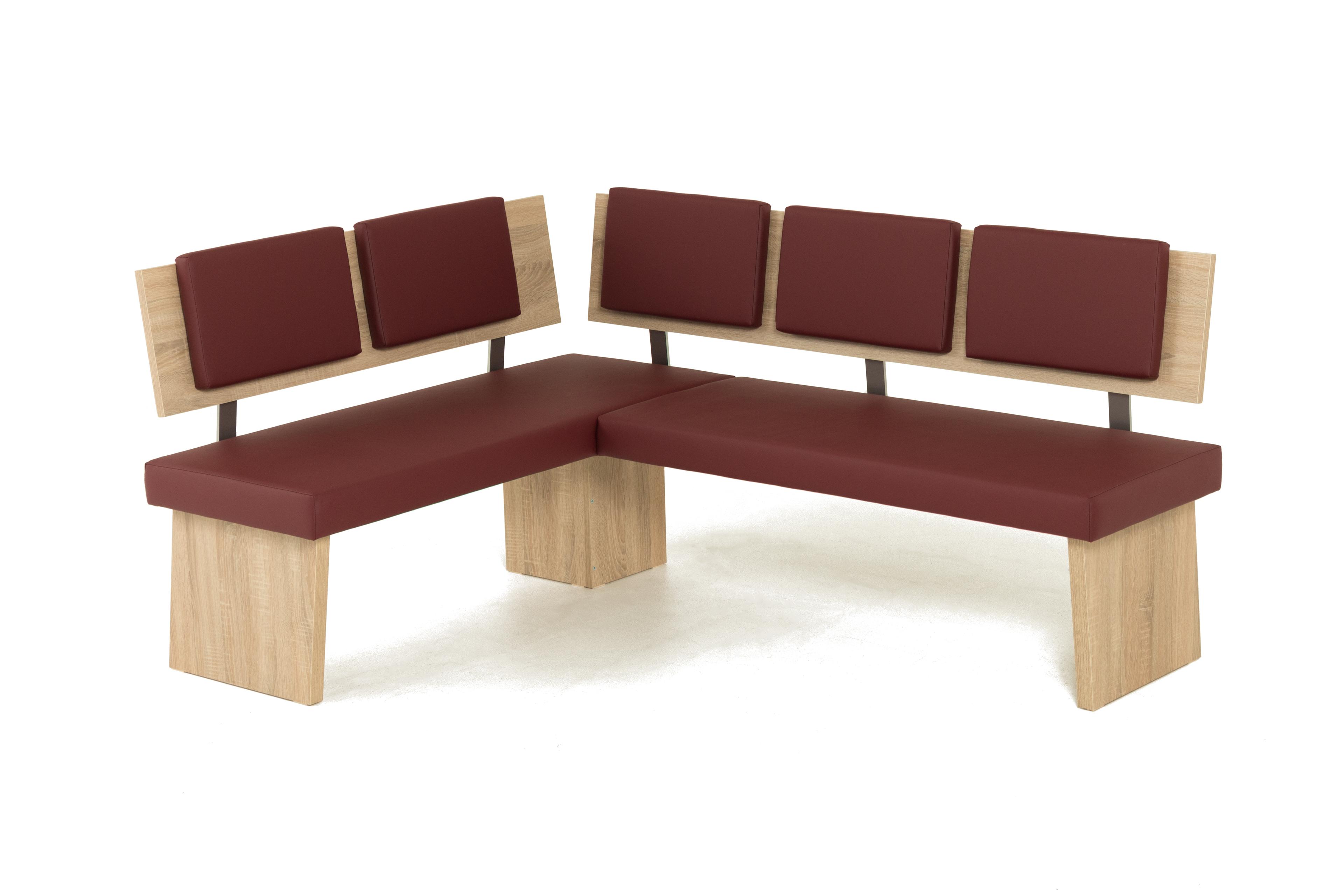 eckbank gruppe kreta sonoma eiche rotbraun von sch sswender m bel letz ihr online shop. Black Bedroom Furniture Sets. Home Design Ideas