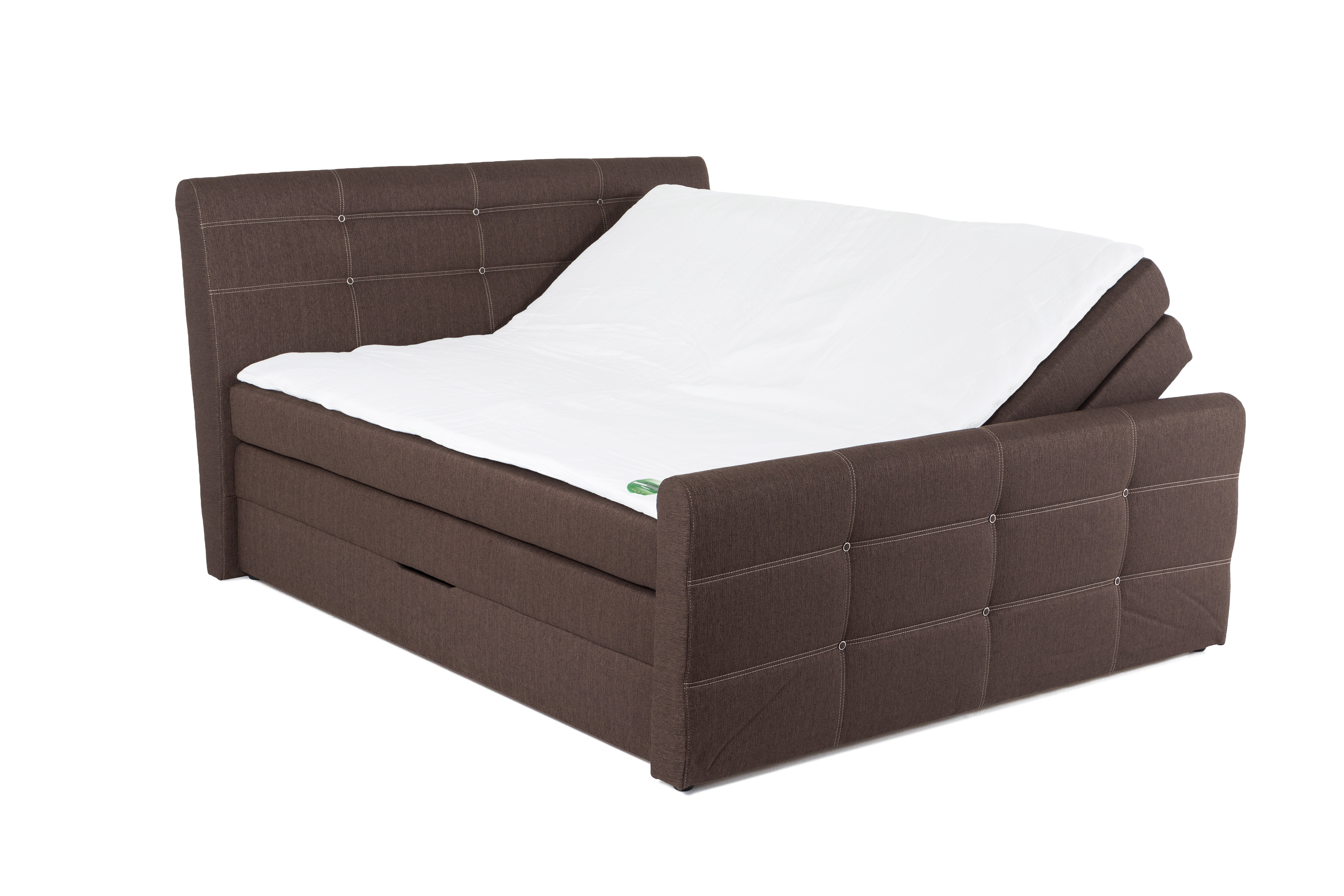 jockenh fer granada leia boxspringbett in braun m bel letz ihr online shop. Black Bedroom Furniture Sets. Home Design Ideas