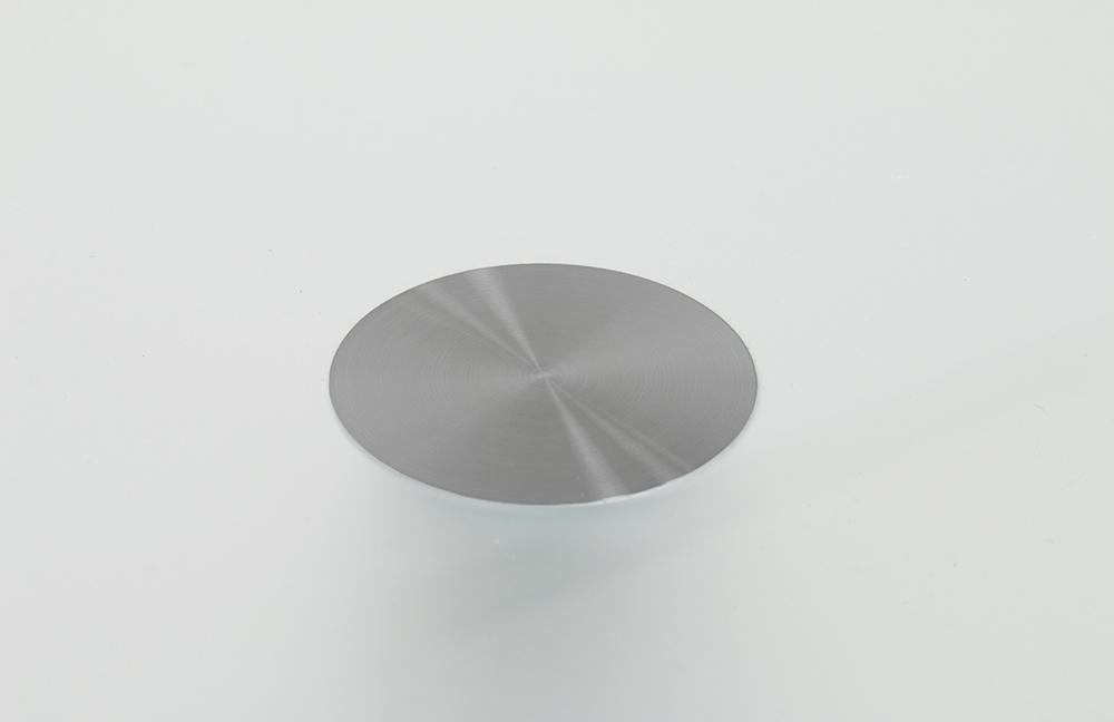 Couchtisch K 124 Opti Chrom von Ronald Schmitt  Möbel
