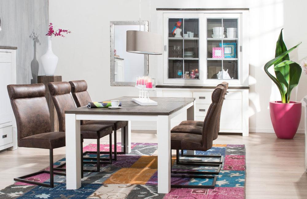 stuhl collin dunkelbraun von habufa m bel letz ihr online shop. Black Bedroom Furniture Sets. Home Design Ideas
