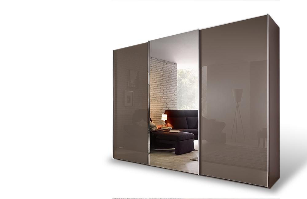 nolte m bel evena nelio schrank samtbraun m bel letz ihr online shop. Black Bedroom Furniture Sets. Home Design Ideas