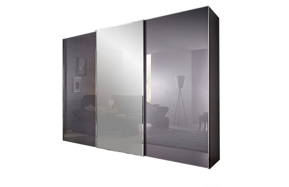 nolte m bel evena nelio schrank graphit m bel letz ihr online shop. Black Bedroom Furniture Sets. Home Design Ideas