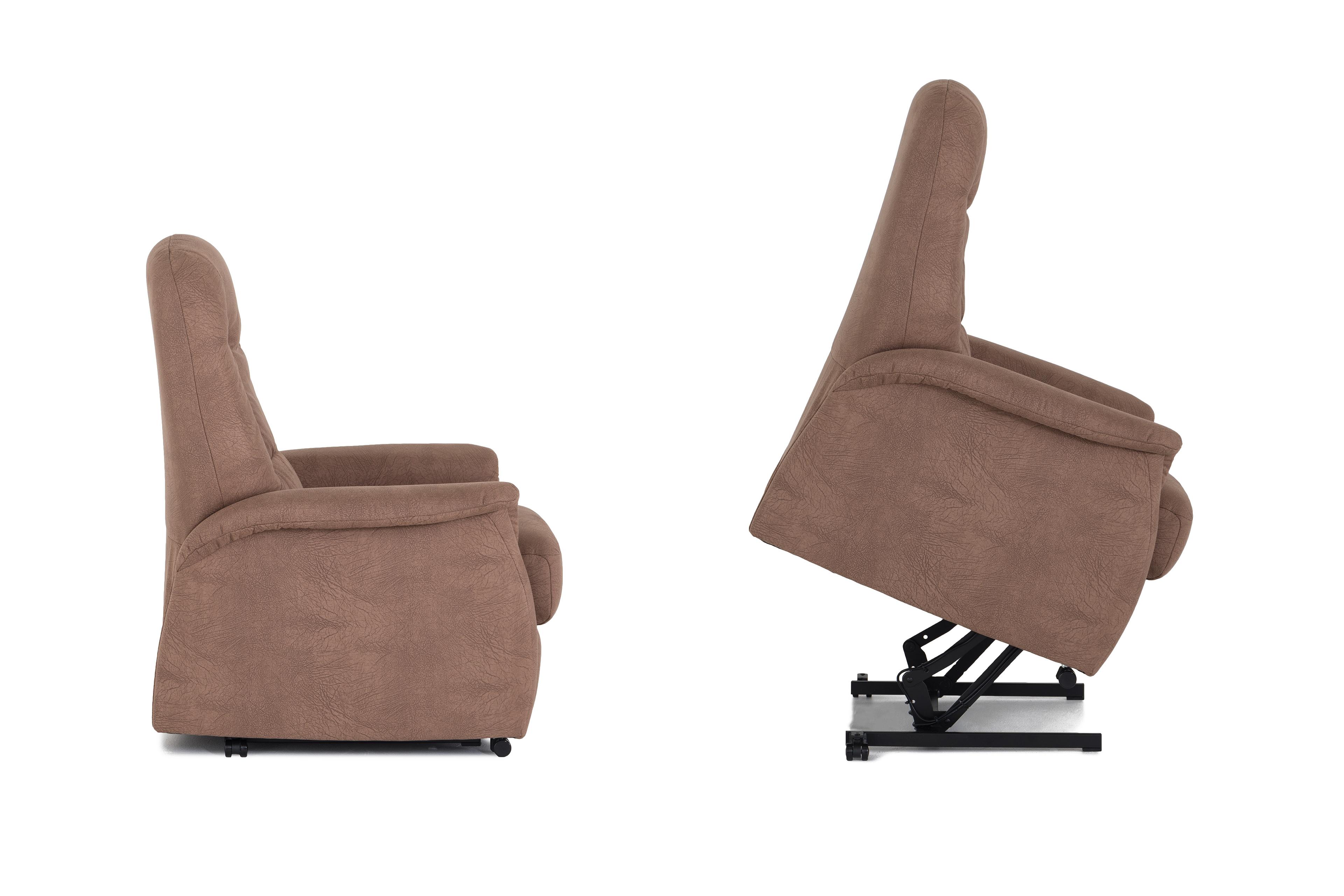 hukla rv02 relaxsessel in braun m bel letz ihr online shop. Black Bedroom Furniture Sets. Home Design Ideas