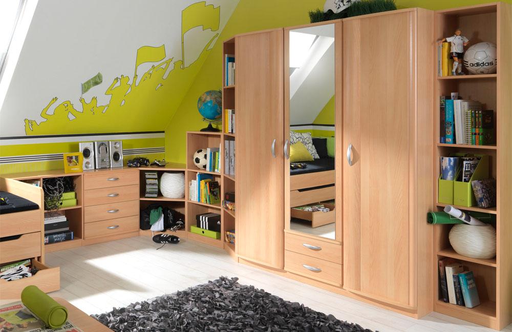 wellem bel marius jugendzimmer buche m bel letz ihr online shop. Black Bedroom Furniture Sets. Home Design Ideas