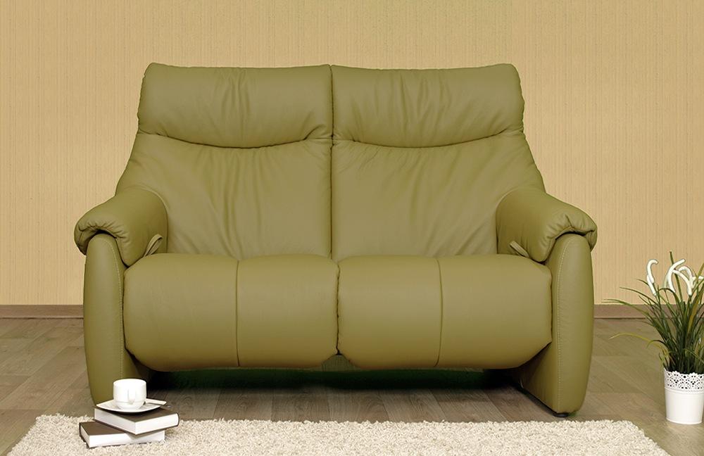 himolla polsterm bel 4512 ledergarnitur in olive m bel. Black Bedroom Furniture Sets. Home Design Ideas