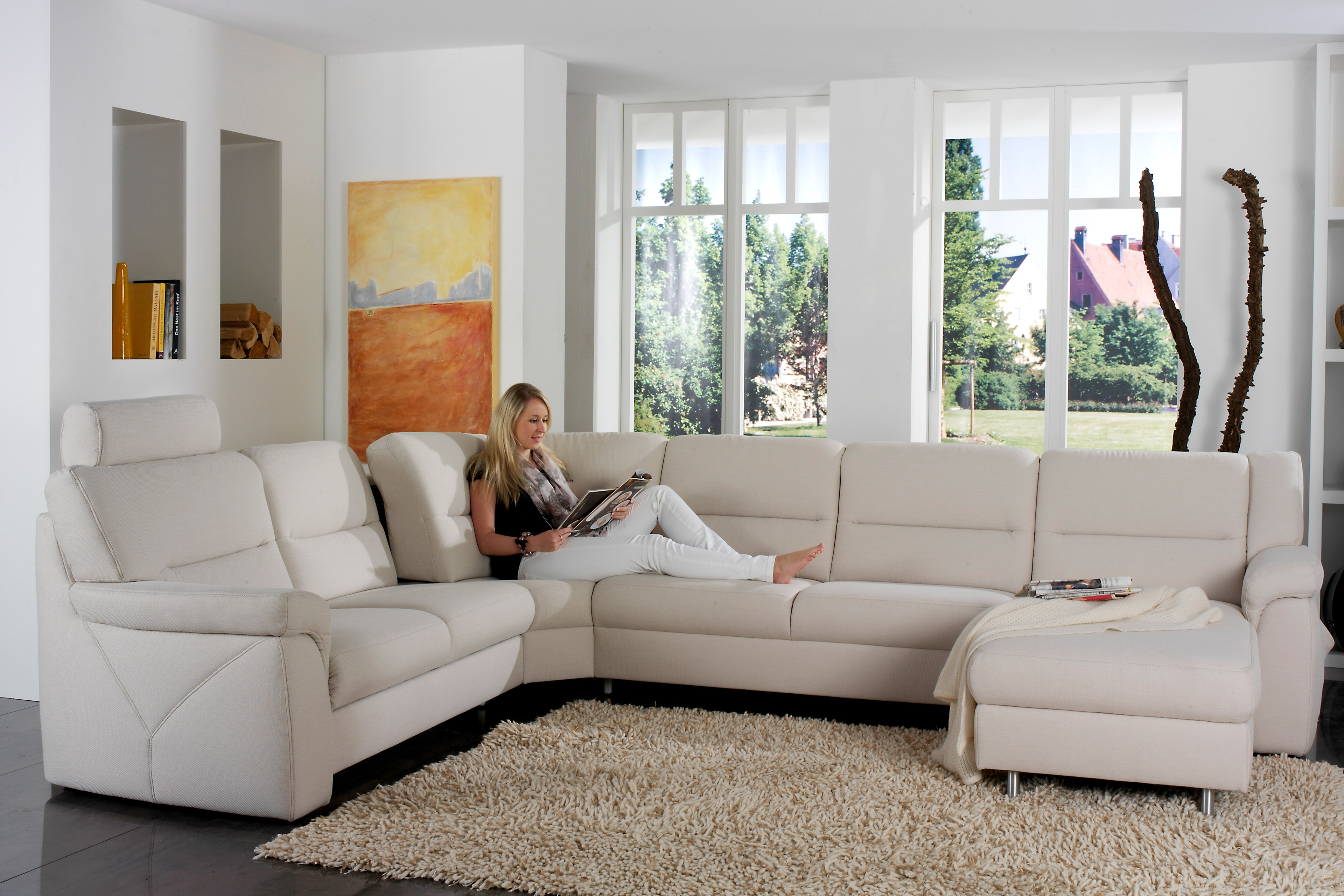 himolla polsterm bel wohnlandschaft 1101 hobey m bel. Black Bedroom Furniture Sets. Home Design Ideas