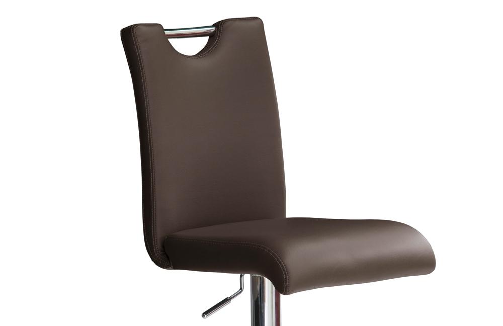 barhocker bardo braun von mca m bel letz ihr online shop. Black Bedroom Furniture Sets. Home Design Ideas