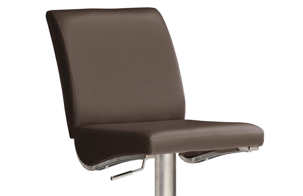 barhocker diaz braun von mca m bel letz ihr online shop. Black Bedroom Furniture Sets. Home Design Ideas