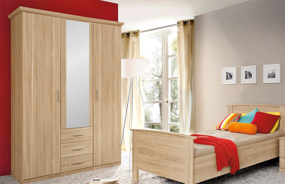 forte finola schlafzimmer sonoma eiche m bel letz ihr online shop. Black Bedroom Furniture Sets. Home Design Ideas