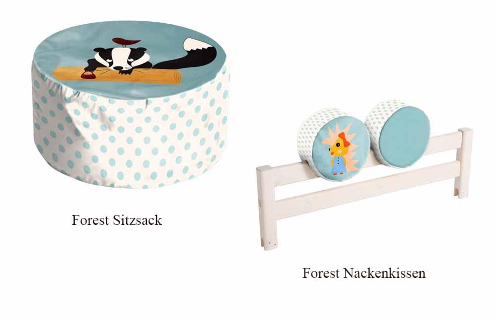 flexa classic bett halbhoch mit rutsche massiv m bel. Black Bedroom Furniture Sets. Home Design Ideas