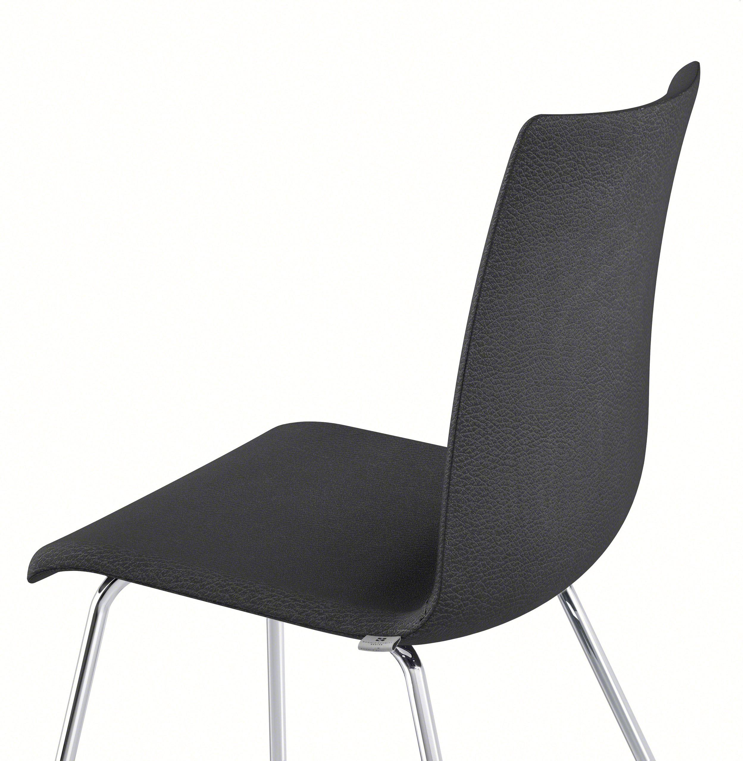 ronald schmitt tetra rst 61 stuhl leder schwarz m bel. Black Bedroom Furniture Sets. Home Design Ideas