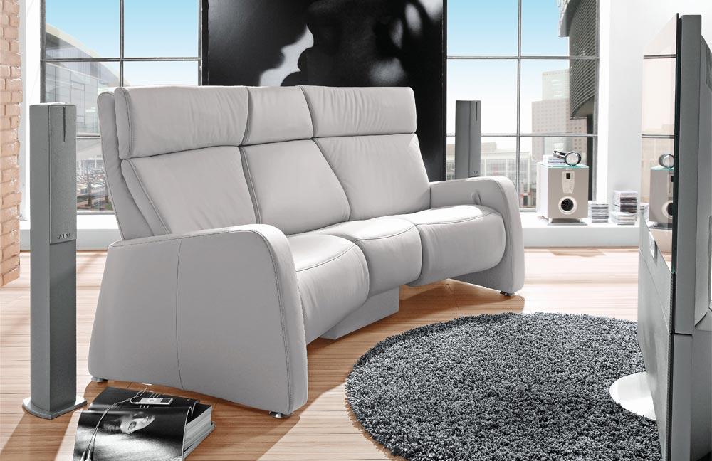 himolla polsterm bel 4016 homecinema grau m bel letz ihr online shop. Black Bedroom Furniture Sets. Home Design Ideas