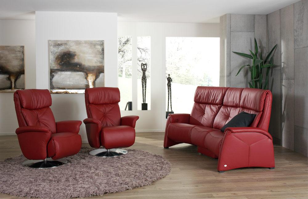 himolla polsterm bel 4978 homecinema rot m bel letz ihr online shop. Black Bedroom Furniture Sets. Home Design Ideas