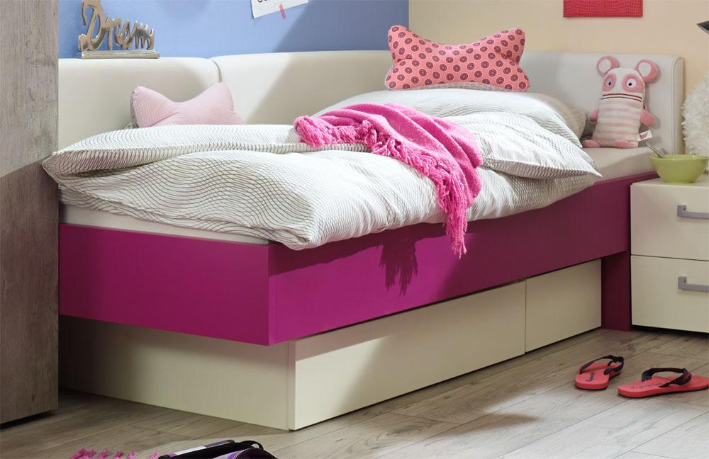rudolf elmore jugendzimmer creme purpur m bel letz ihr online shop. Black Bedroom Furniture Sets. Home Design Ideas