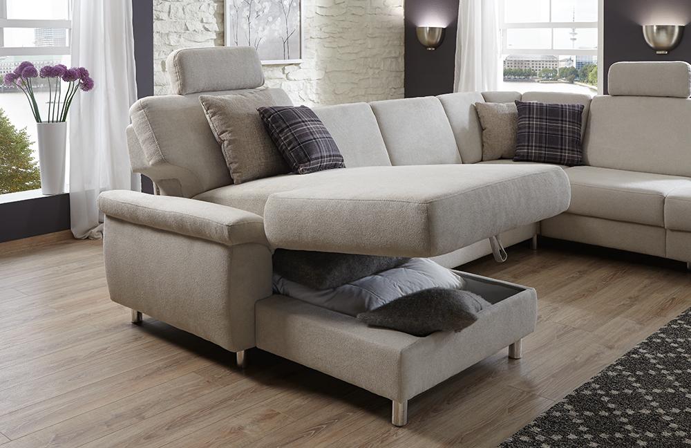 sit more winston wohnlandschaft grau wei m bel letz ihr online shop. Black Bedroom Furniture Sets. Home Design Ideas