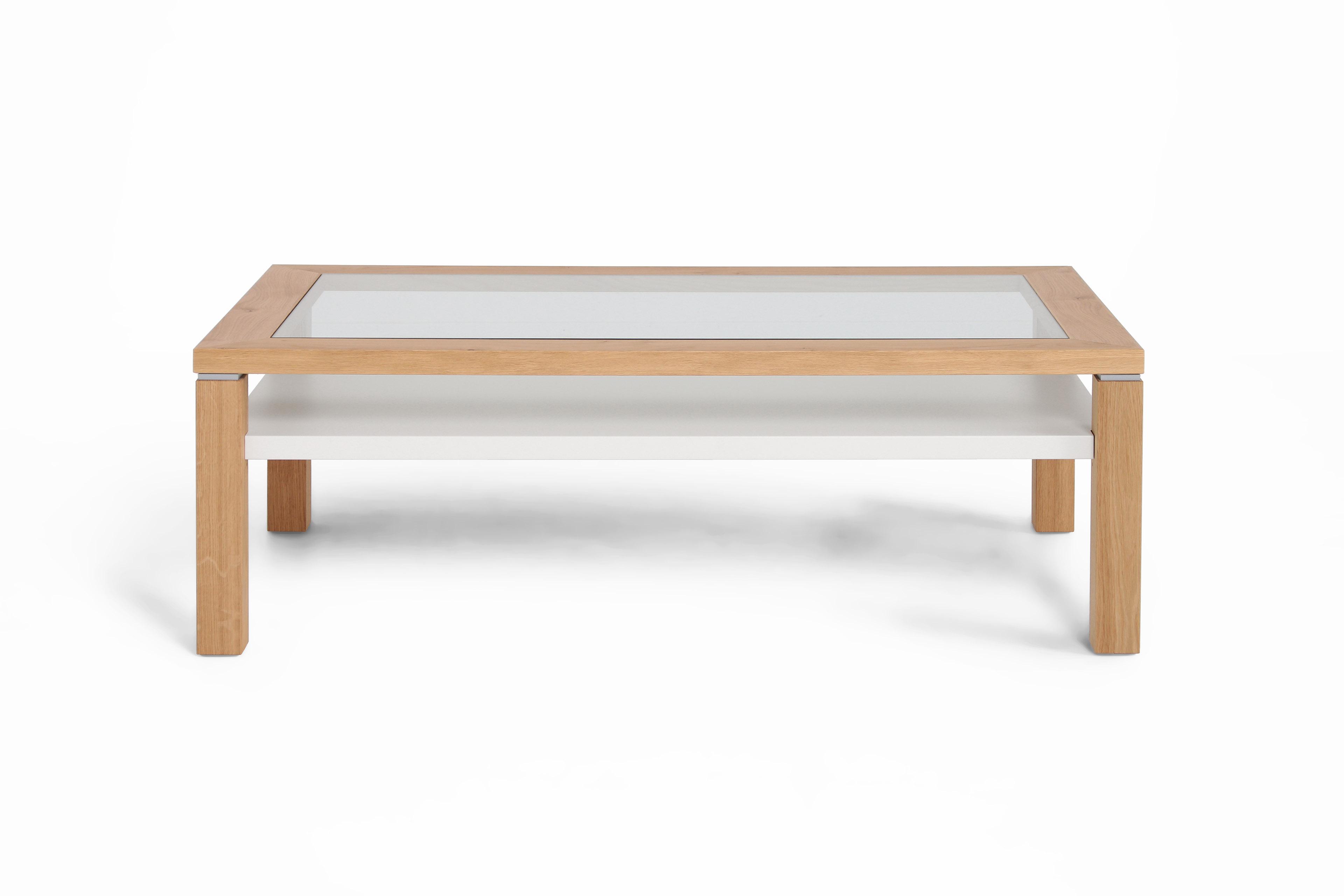 couchtisch cecado asteiche bianco von w stmann. Black Bedroom Furniture Sets. Home Design Ideas