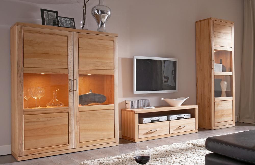 wohnwand bianca variante 3 von dudinger m bel letz ihr. Black Bedroom Furniture Sets. Home Design Ideas