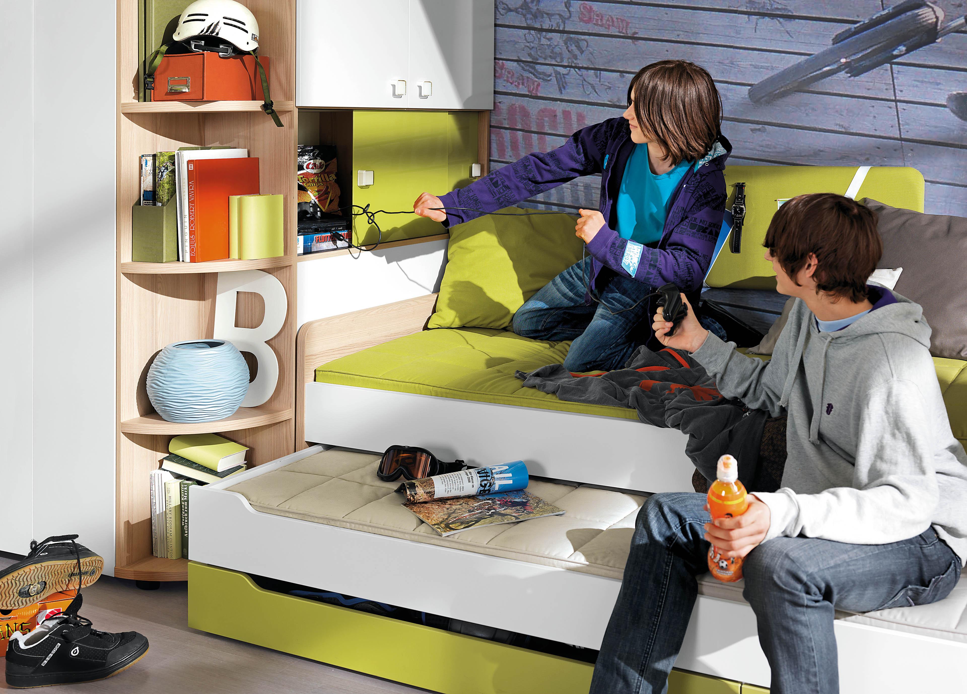 jugendzimmer esche unlimited von wellem bel m bel letz. Black Bedroom Furniture Sets. Home Design Ideas
