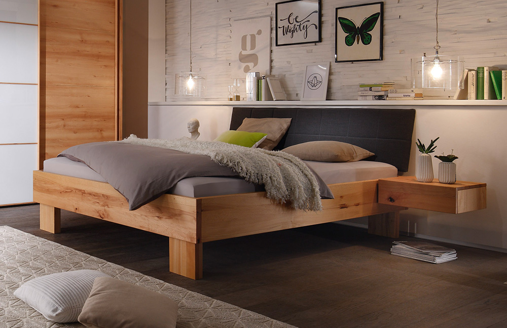 Staud chalet hasena wood wild schlafzimmer komplett - Schlafzimmer staud ...