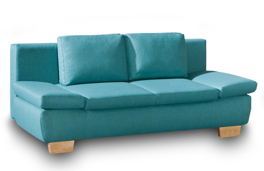 restyl daryl schlafsofa mit bettkasten t rkis m bel letz. Black Bedroom Furniture Sets. Home Design Ideas