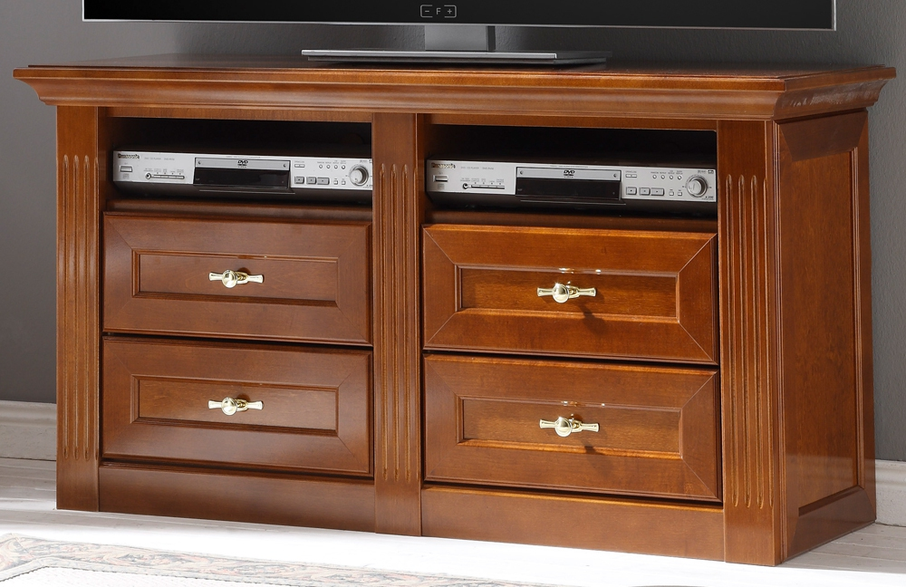 tv sideboard maison cognac antik von wehrsdorfer m bel. Black Bedroom Furniture Sets. Home Design Ideas