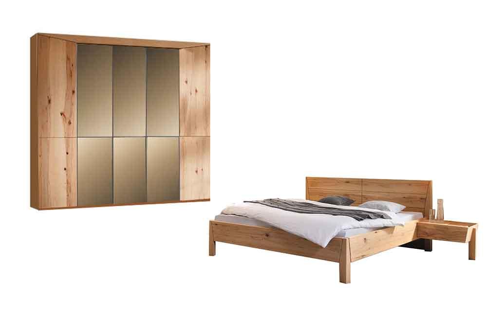 thielemeyer pura schlafmöbel-set naturbuche | möbel letz - ihr
