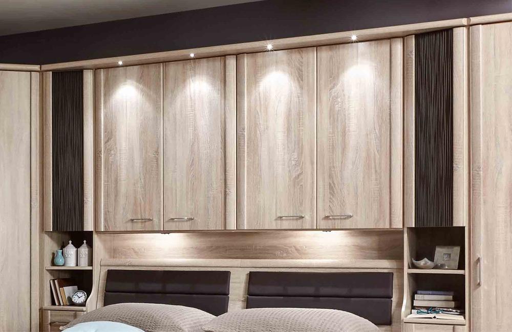 Ziemlich Schlafzimmer Mit Bettüberbau Galerie - Hauptinnenideen ...