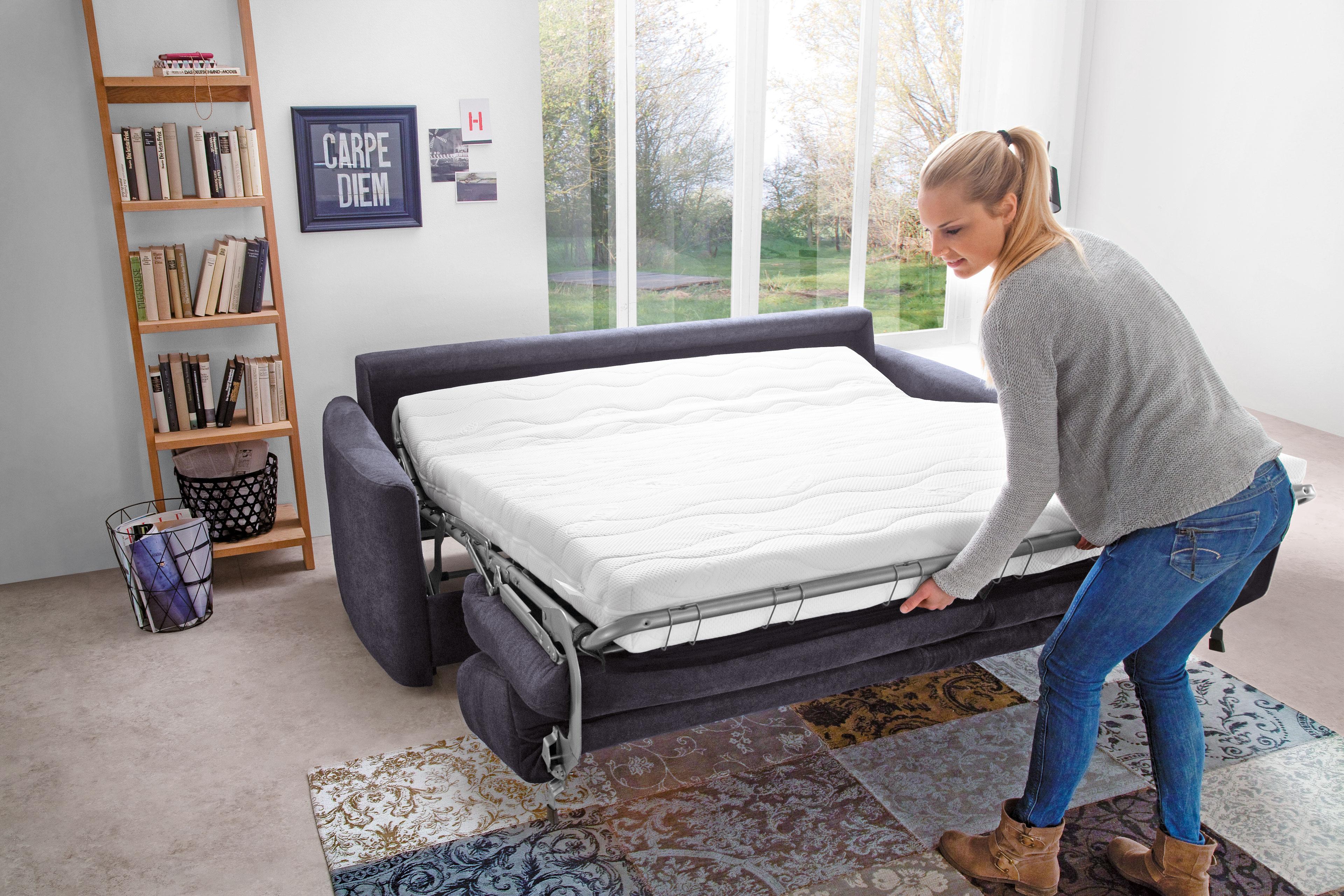 Poco Easy Sleep Einzelsofa anthrazit   Möbel Letz - Ihr ...
